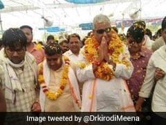 राजस्थान में आगामी विधानसभा चुनाव से पहले किरोड़ी लाल मीणा फिर से भाजपा में शामिल