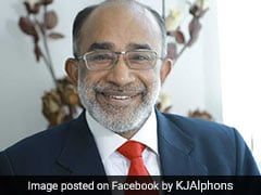 """Will Include More Sites, Monuments,"" Says KJ Alphons After Red Fort 'Adoption'"