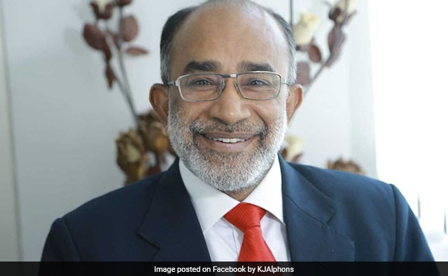 'Will Include More Sites, Monuments,' Says KJ Alphons After Red Fort 'Adoption'