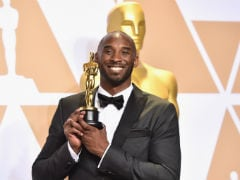 Oscars 2018: Kobe Bryant Wins. 'Time's Up But Not For Kobe,' Says Twitter