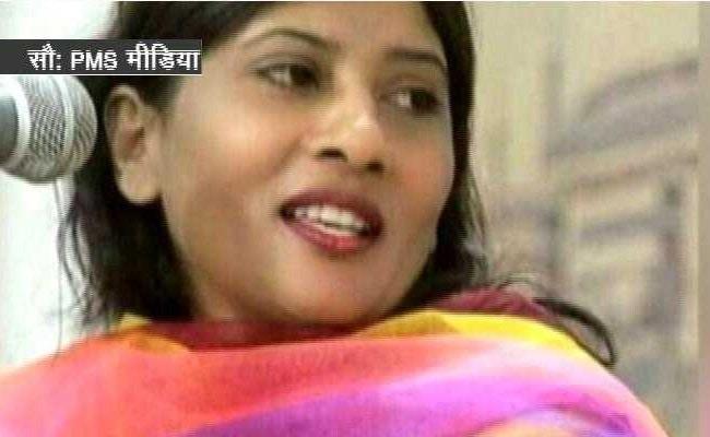 पाकिस्तान की पहली महिला दलित हिन्दू सीनेटर बनीं कृष्णा कुमारी
