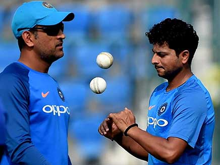 Virat Kohli, MS Dhoni Are Legends, Matter Of Pride To Play With Them: Kuldeep Yadav