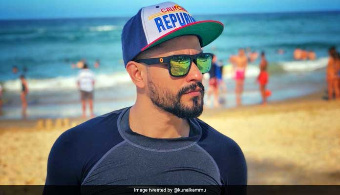 Bollywood Actor Kunal Kemmu Fined For Riding Bike Without Helmet