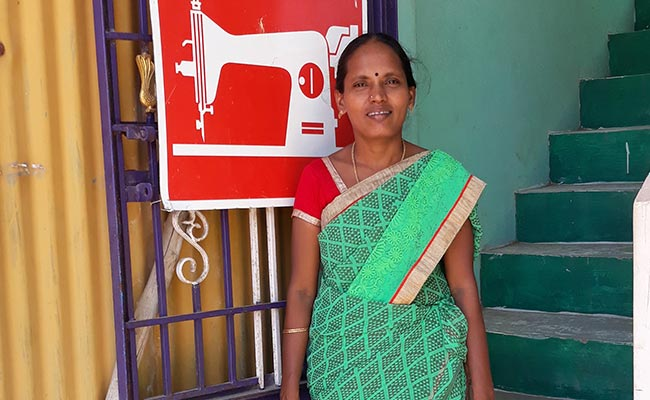 From Having No Steady Source Of Income To Earning Rs. 45,000 A Month, Here Is How A. Metildamary Changed Her Life