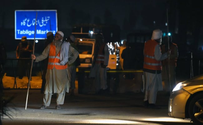 9 Killed In Suicide Blast Near Ousted Pakistan Prime Minister Nawaz Sharif's Home