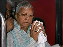 Visitors Barred From Meeting Lalu Yadav In Jail