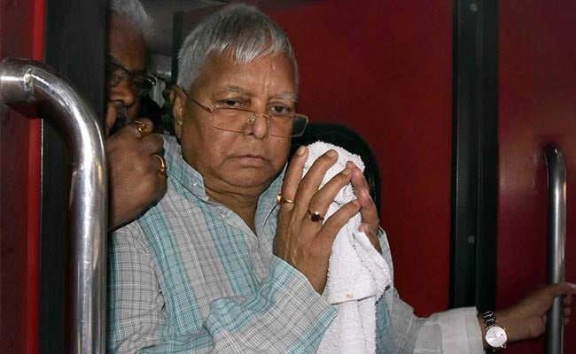 Lalu Yadav Released From Ranchi Jail; Reaches Patna On Six-Week Interim Bail