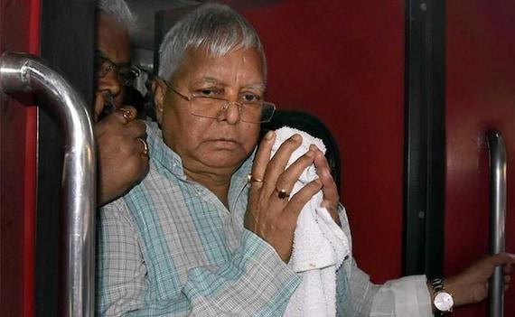 Lalu Yadav Gets Bail In Case Linked To Fodder Scam