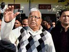 Lalu Yadav Sentenced To 14 Years Jail In 4th Fodder Scam Case