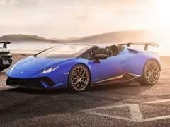 Lamborghini Spyder Price Auto Express