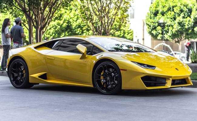 Australian Lamborghini Driver Blames Speeding On Coronavirus