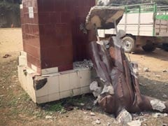 Another Lenin Statue Destroyed In Tripura As Left, BJP Supporters Clash