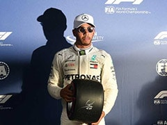 Australian Grand Prix: Lewis Hamilton Produces Sizzling Lap To Claim Pole