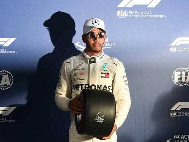Australian Grand Prix: Lewis Hamilton Produces Sizzling Lap To Claim Pole