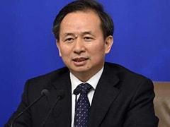 Head Of China's New Environmental Watchdog Li Ganjie Warns Of Tight Gas Supplies