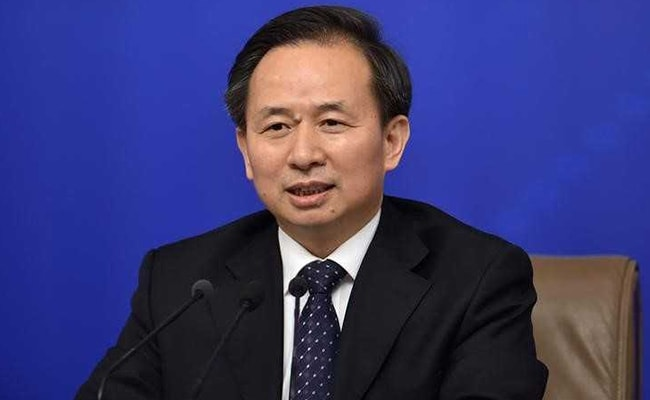 Head Of China's New Environmental Watchdog Li Ganjie Warns Of Tight Gas Supplies