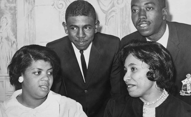 Schoolgirl At Heart Of Landmark US Desegregation Ruling Dead At 76