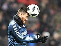 Messi Says This World Cup Is Current Group