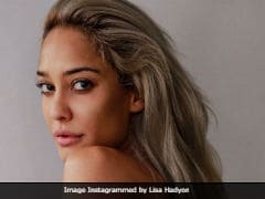 Lisa Haydon's Son Zack Trying To Play Bongo Is Too Cute. Watch Video