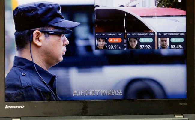Futuristic Criminal-Catching Tool Deployed As China Parliament Meets