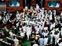 Lok Sabha Adjourned Amid Continuing Protests By TRS, AIADMK; To Meet On Tuesday