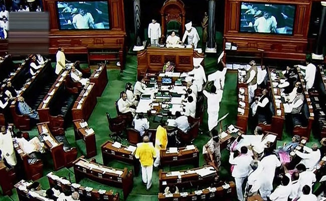Fugitive Economic Offenders' Bill introduced in LS