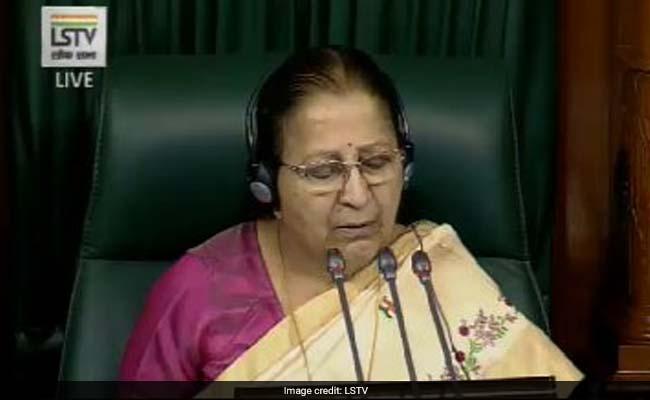 इराक में 39 भारतीयों की मौत: लोकसभा में सुषमा नहीं दे सकीं बयान, सुमित्रा महाजन बोलीं- हम राजनीति में संवेदनहीन हो गए