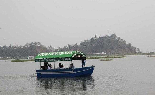 India's First Freshwater Floating Laboratory Patrols Manipur's Loktak Lake