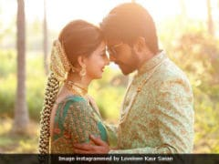 <i>Saath Nibhana Saathiya</i>'s Loveleen Kaur Sasan Is Engaged. See Pics