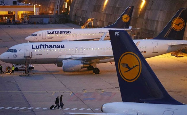 In Brazil, Thieves Steal $5 Million From A Lufthansa Plane