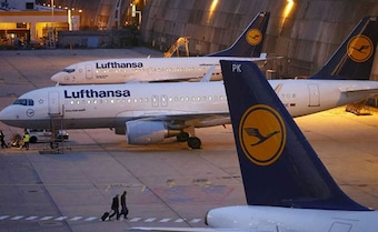 Lufthansa Cancels Flights From India Till Oct 20 After Dispute With Centre