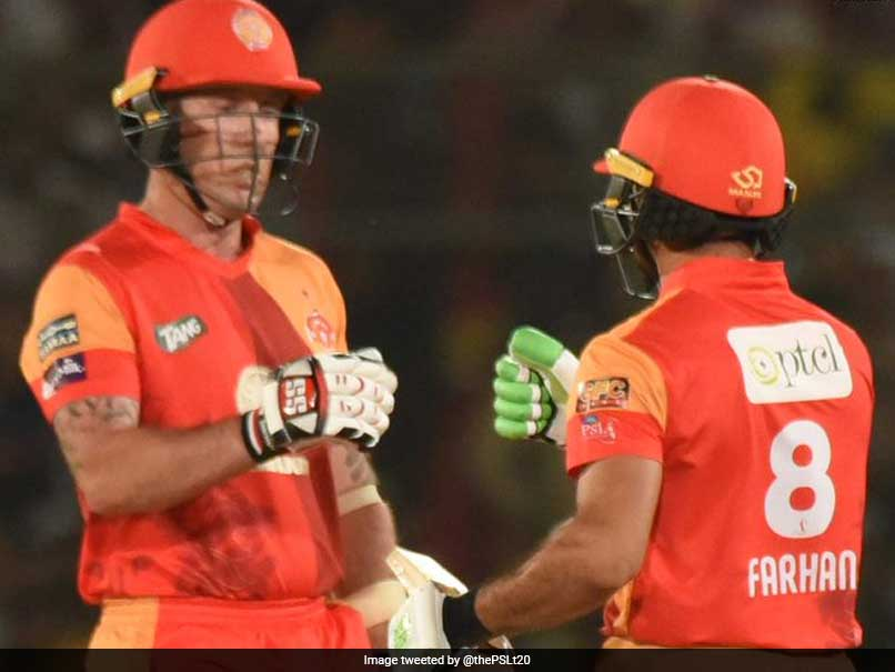 Pakistan Super League: Luke Ronchi, Shadab Khan Star As Islamabad United Beat Peshawar Zalmi To Clinch Title