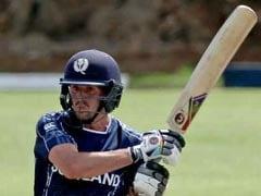 ICC World Cup Qualifier: स्कॉटलैंड के मैक्लॉयड का धमाका, अफगानिस्तान पहला मैच हारा, मोहम्मद राशिद ने बनाया रिकॉर्ड