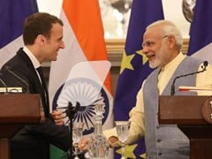 "In ""Big Leap"", India-France Scale Land, Water, Air And Space: 10 Facts"