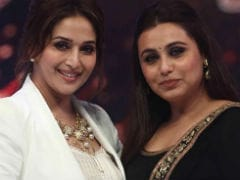 Madhuri Dixit, Who Broke Down At Rani Mukerji's <I>Hichki</i> Screening, Posted Her Review