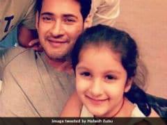 Mahesh Babu Thinks Daughter Sitara Looks Like Her Grandmother, Not Mom Namrata Shirodkar