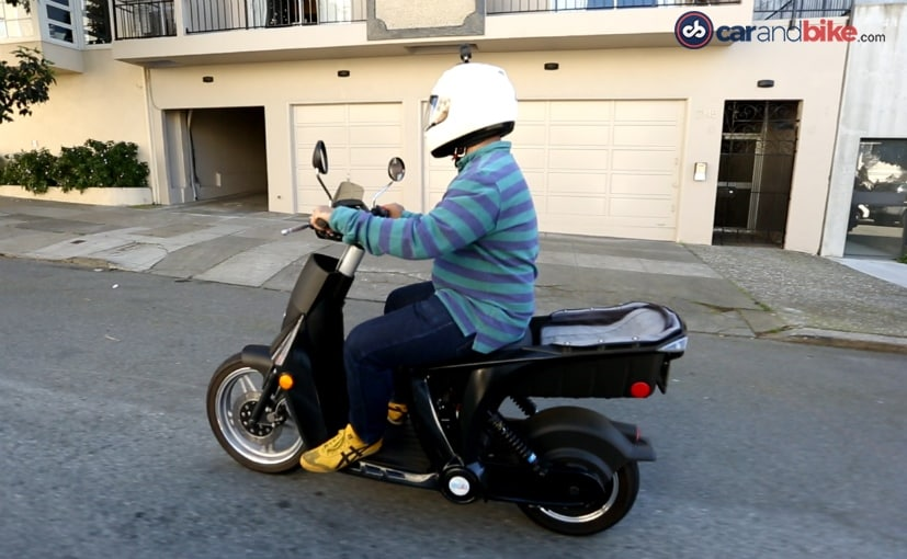 mahindra genze electric scooter review