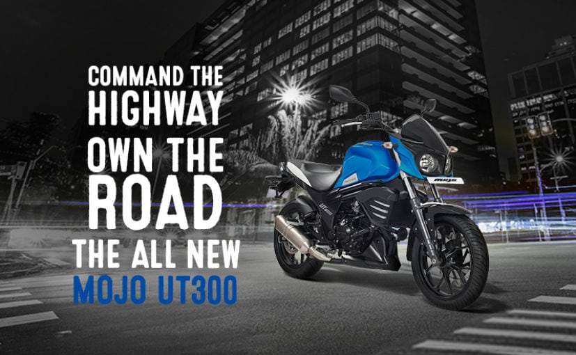 Mahindra Mojo UT 300 Launched In India; Priced At ₹ 1.49 Lakh