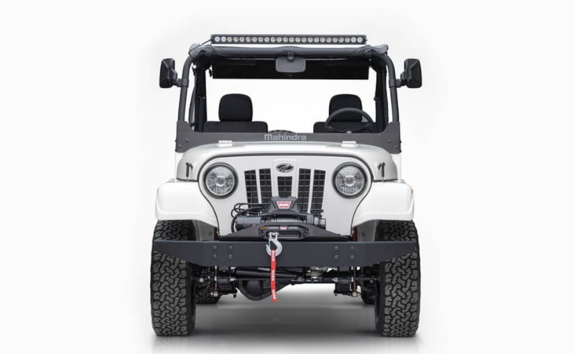 Mahindra Roxor SUV: All You Need To Know - NDTV CarAndBike
