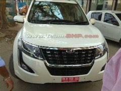 2018 Mahindra XUV500 Facelift Launch Date Revealed