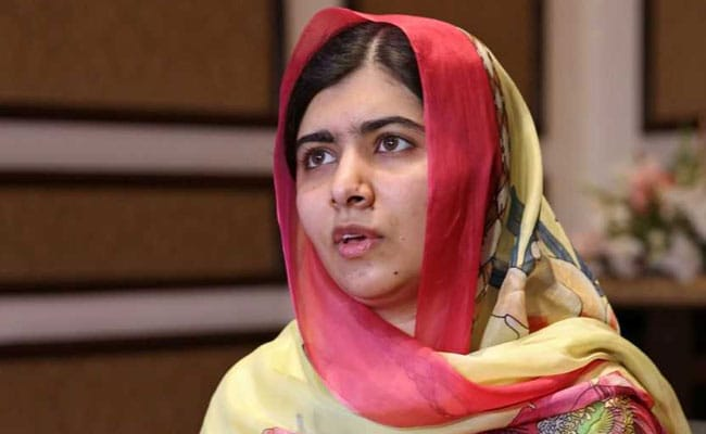 """Girl With A Book"" Frightens Extremists: Malala On Pak School Burning"