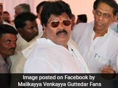 Ahead Of Polls, Karnataka Congress Legislator Malikayya Venkayya Guttedar Joins BJP