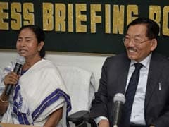 """All Misunderstandings Over"": Mamata Banerjee, Pawan Chamling End Row"