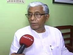 'Completely Unexpected,' Manik Sarkar Tells NDTV After Tripura Debacle