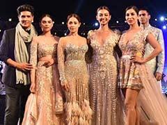 Radhika Apte, Aditi Rao Hydari, Nushrat Bharucha Model New Manish Malhotra Collection