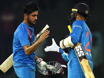 4th T20I, Nidahas Trophy: Manish Pandey, Dinesh Karthik Guide India To 6-Wicket Win Over Sri Lanka