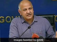 Manish Sisodia Takes Anil Baijal's Name 10 Times During Budget Speech