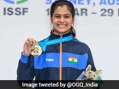 Manu Bhaker Wins Gold In Women