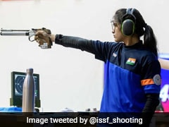 ISSF World Cup: Manu Bhaker, Om Prakash Mitharval Finish Fourth