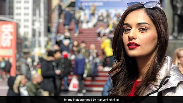 Manushi Chhillar Tasted The Most Decadent Cheesecake In New York At This Iconic Restaurant